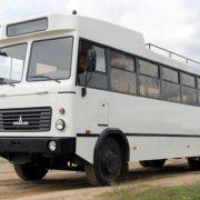 МАЗ-131.020 — новый спецавтобус для Африки