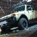 "Lada 4x4 PickUp или ""мечта охотников"""