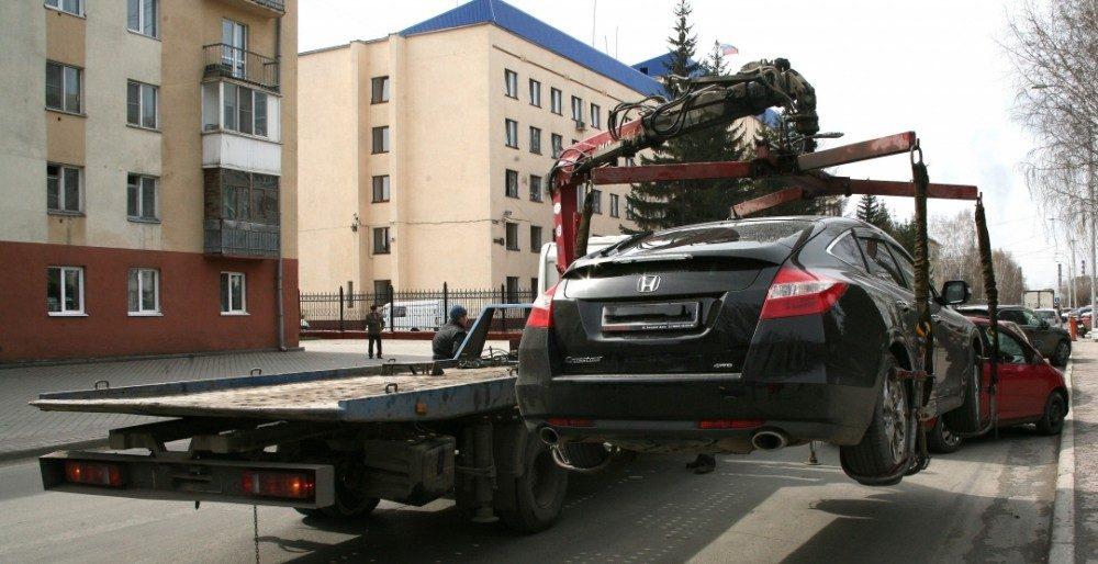 Эвакуация автомобиля: тарифы 2016-2017