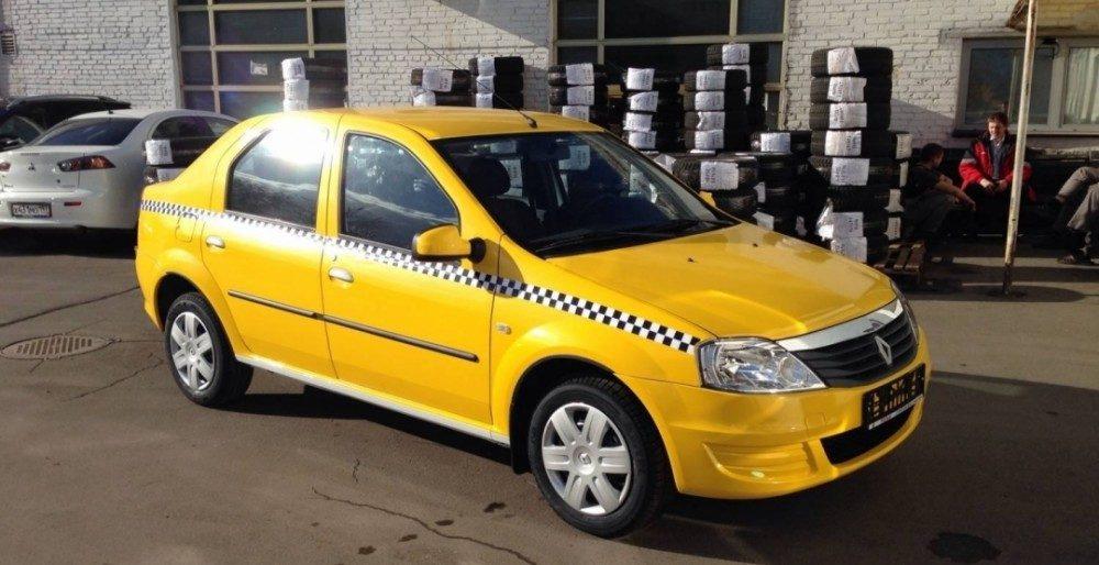 Топ 5: лучшая машина для такси в России