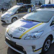 В Украине полиция массово останавливает автомобили