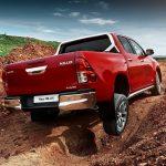 Тойота Хайлюкс 2016 в новом кузове: цена, фото, характеристики