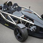 Ariel Aero-P Atom — первый в мире «автомобиль-пылесос»