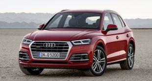 Audi Q5 2017: фото, характеристики, цена и комплектации