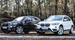 BMW X1 российской сборки: цена, комплектации и отличия