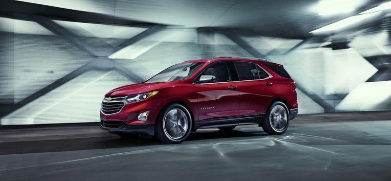 Что новенького в Chevrolet Equinox 2018: фото и характеристики