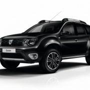 Dacia обновила Duster 2016 и показала Black Touch