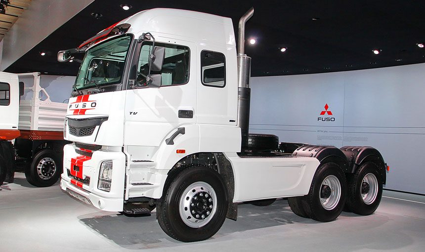 Выставка IAA-2016: новые грузовики в Гановере