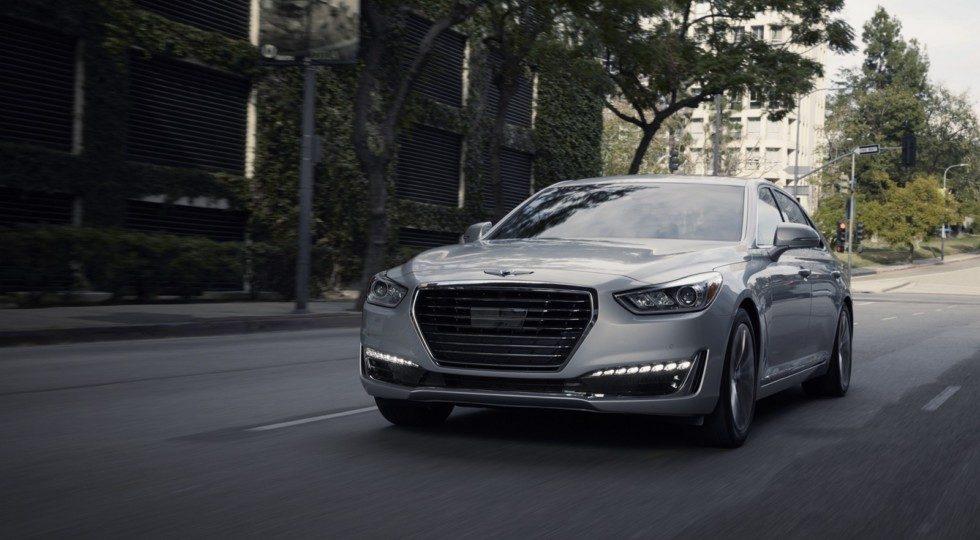 Genesis G90 бьет по конкурентам выгодной ценой