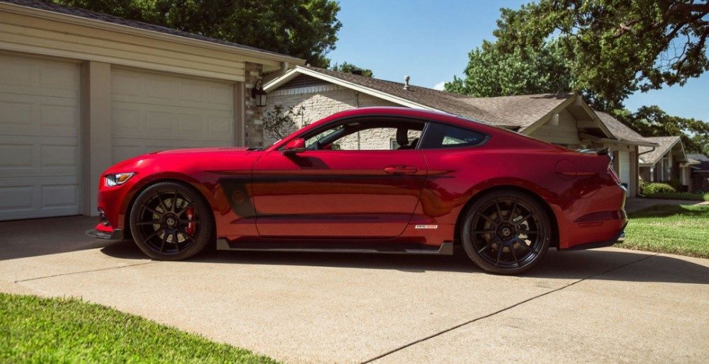 Hennessey Ford Mustang