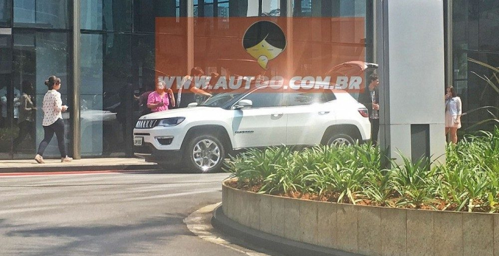 Jeep C-SUV заменит Compass и Patriot
