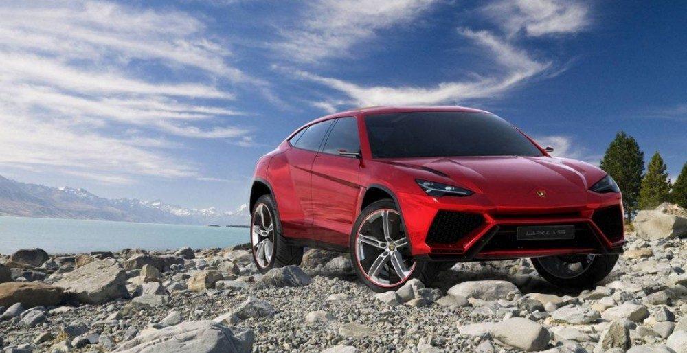 Lamborghini Urus дебютирует не раньше 2019 года