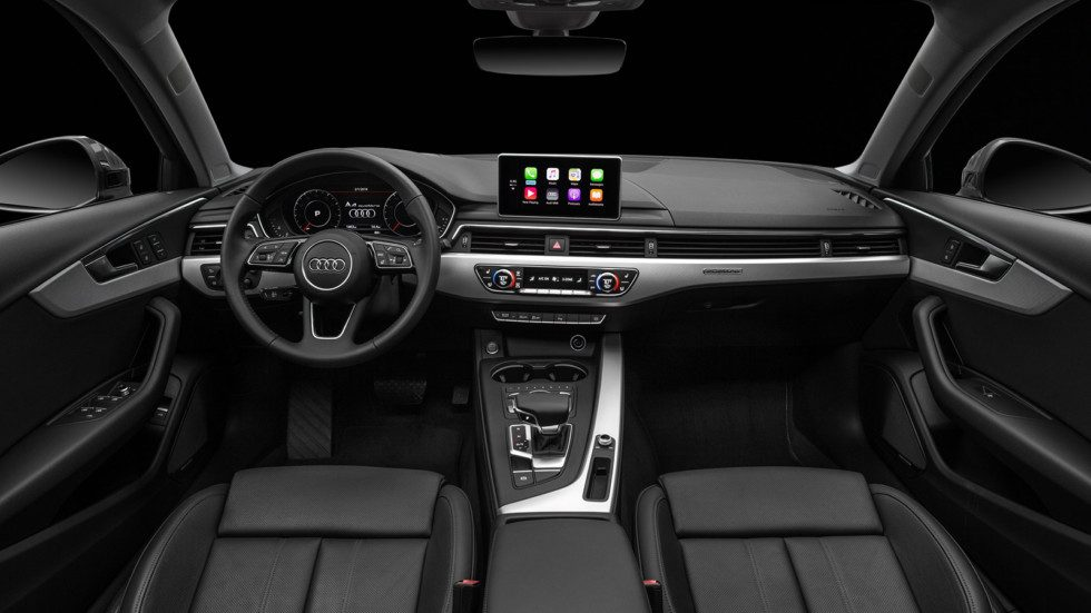 Audi Q5 2017 хвастается работой новейшей опитки