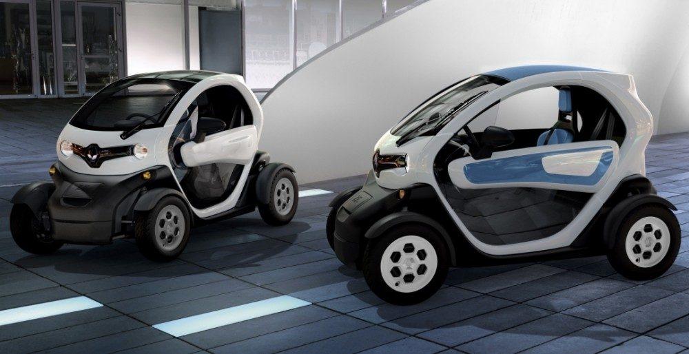Купить Renault Twizy в России можно за 919 тысяч рублей
