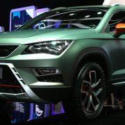 Подробности о дебюте SEAT Ateca X-Perience Concept