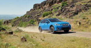 Известна цена на Subaru Crosstrek 2017