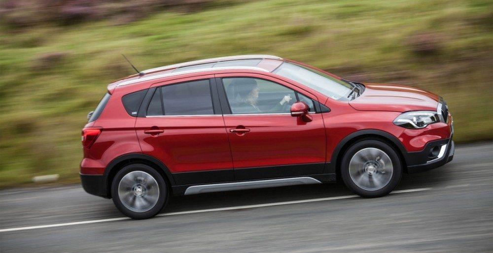 Новый Suzuki S-Cross 2017: подробности о рестайлинге