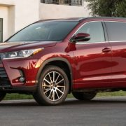 Toyota Highlander 2017: фото, характеристики, комплектации и цена