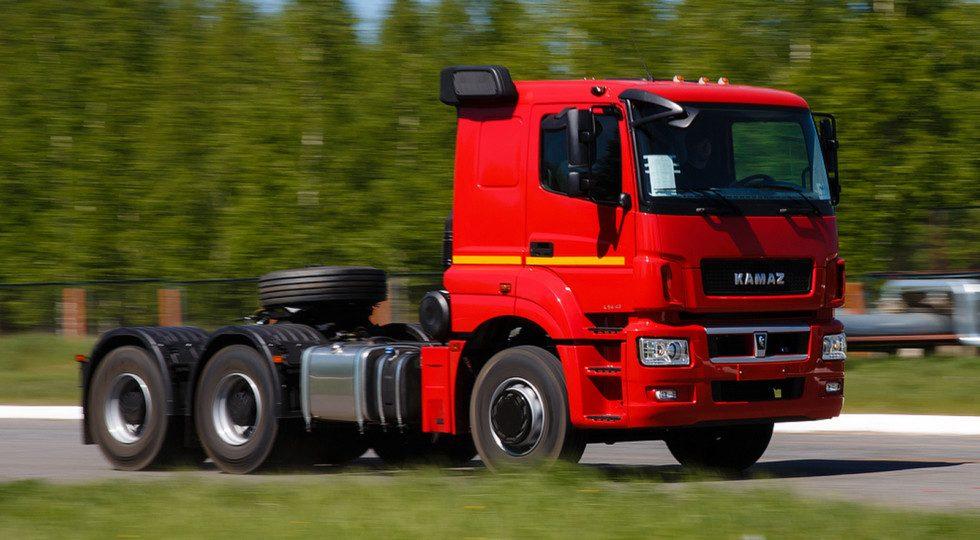 Купить новый КамАЗ 65806 можно будет до конца 2016 года