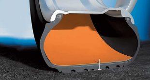 Без проколов: технология защищенных шин