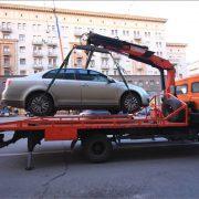 Утверждены новые тарифы на эвакуацию транспортных средств