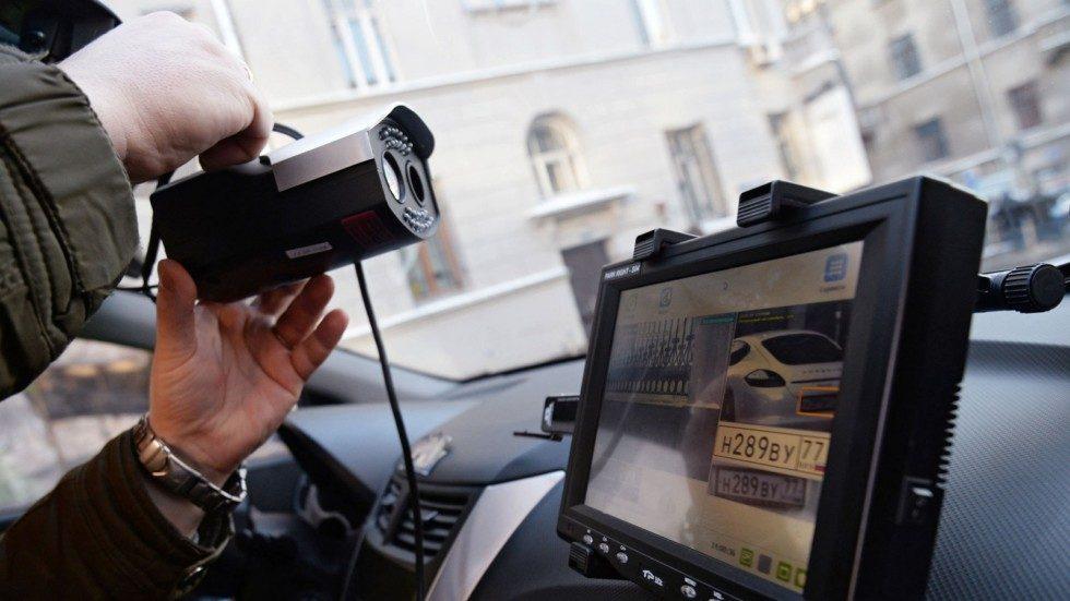 Штрафы таксистам будут оформлять за 3 минуты