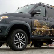 Обновленный УАЗ Патриот 2017 года: известна цена и комплектации