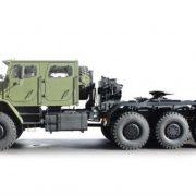 Новый грузовик «Урал» семейства «Торнадо-У»