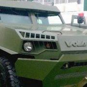 VOLAT V1: видео-испытание белорусского броневика