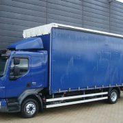 С 2017 года грузовики свыше 5 тонн смогут зарегистрировать только предприниматели