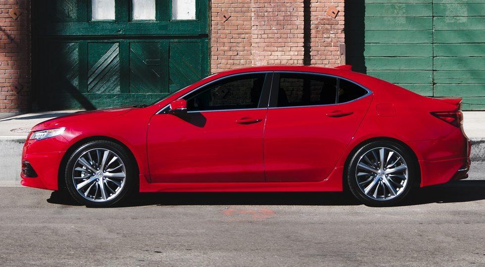 Acura TLX GT: спортивный обвес и не только