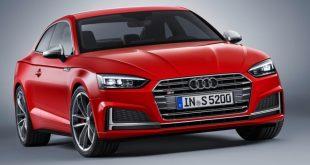 Спорт-купе Audi S5 Coupe 2017 получило рублевый ценник