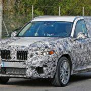 BMW X3 2017 года новая модель: первые фото и видео