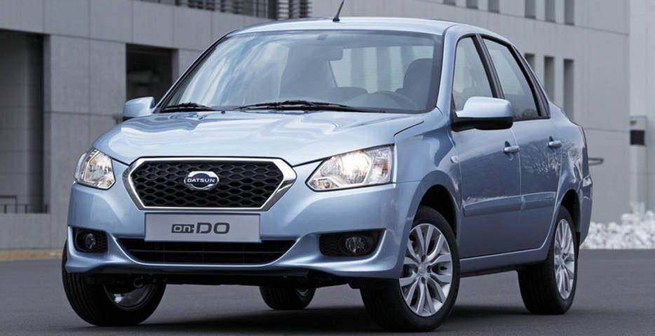 Известна стоимость Datsun on-DO с акпп