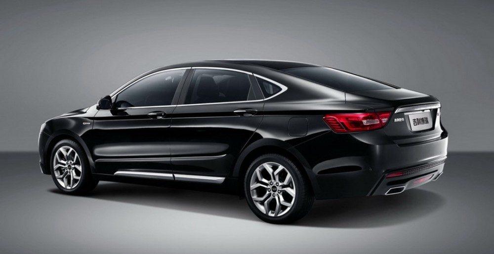 Купить Geely Emgrand GT можно будет от 1,5 млн рублей