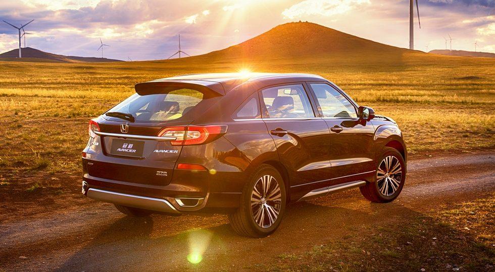 Старт продажи Honda Avancier: фото, характеристики и цены