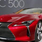 Лексус ЛС 500 2017: фото, характеристики и предварительная цена