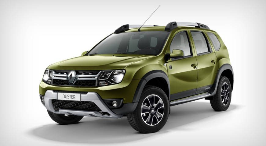 Renault показал спецверсию Duster Dakar Edition