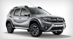 Renault показал спецверсию Duster Dakar Edition
