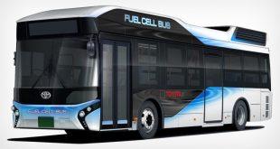 Toyota FC Bus: фото, характеристики, цена