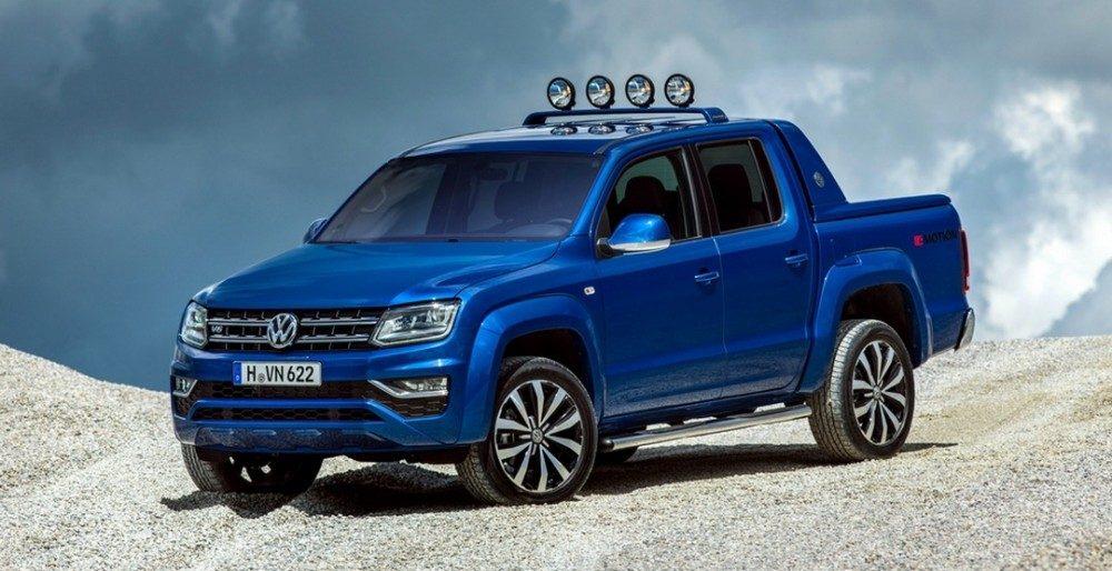 Купить обновленный Volkswagen Amarok можно теперь и в России