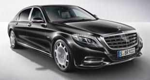 Без проводов: Mercedes-Benz S500e получил новую технологию зарядки