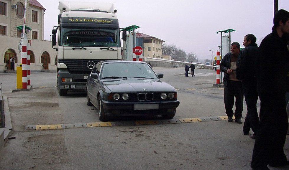 В 2017 году российская граница станет платной для автомобилистов