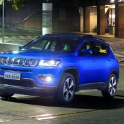 Jeep Compass 2017: старт продаж и цена в России