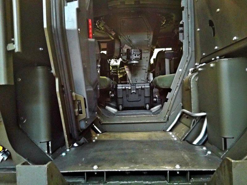 Вседорожник К4386 Тайфун-ВДВ: новые подробности, фото, видео