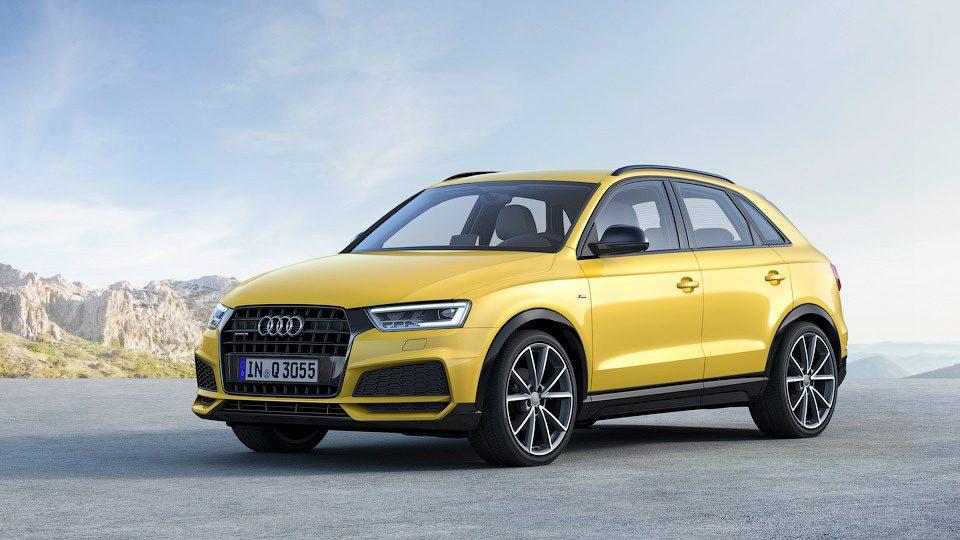 Обновленный Audi Q3 в России: комплектации и цены