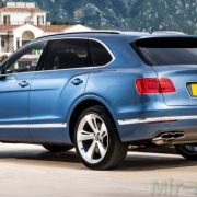 Bentley Bentayga Diesel: комплектации и цены