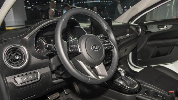 Новый Kia Cerato 2018 едет в Россию: первые подробности