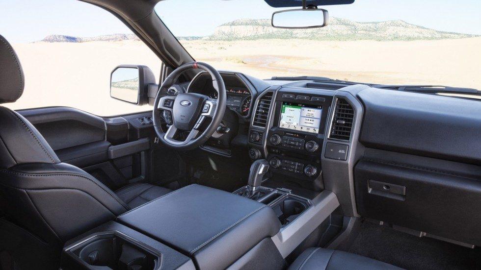Ford F-150 Raptor 2017: комплектации и цены