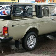 Lada 4×4 pickup (ВАЗ-2329) вновь встала на конвейер